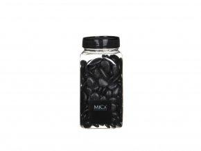 Kamínky černé, 1 kg