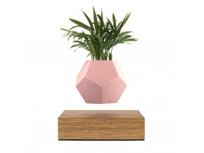 LYFE levitating planter skin pink color 1080x