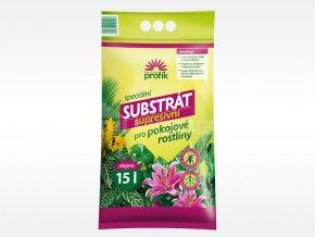 Substrát Forestina Profík - Supresivní pro pokojové rostliny, 15 l