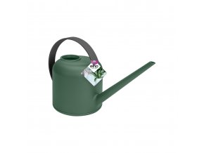 b.for soft watering can 1,7ltr leaf green anthracite pos