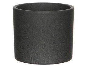 Keramický obal PALU 13 cm, tmavě šedá