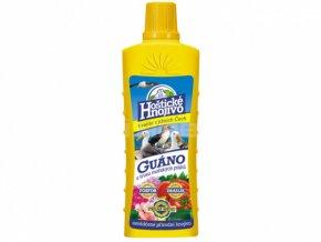 Hnojivo Hoštické kapalné s guánem 0,5 l