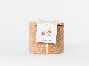 Grow Cork Pot - Heřmánek