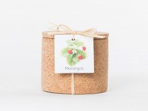 Grow Cork Pot - Jahody