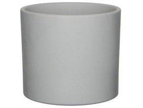 Keramický obal PALU 16 cm, světle šedá