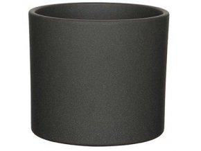 Keramický obal PALU 17 cm, tmavě šedá