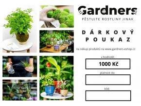 Zahrada na stenu darkovy poukaz (2)