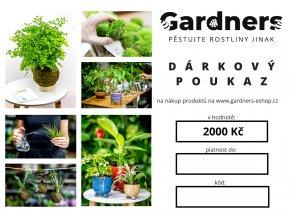 Zahrada na stenu darkovy poukaz (4)