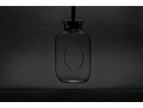 Aerárium baňka 21 cm s lanem