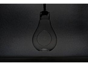 Aerárium žárovka 25 cm s lanem