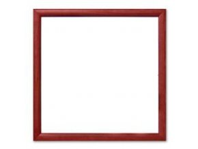 Magnetický obraz 30x30 cm, červená