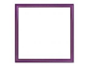 Magnetický obraz 30x30 cm, fialová