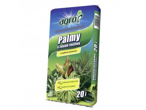 AGRO CS substrát pro palmy