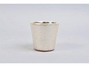 Keramický obal ALICANTE 10 cm, béžová