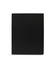 Magnetická tabule 120x90 cm, černá