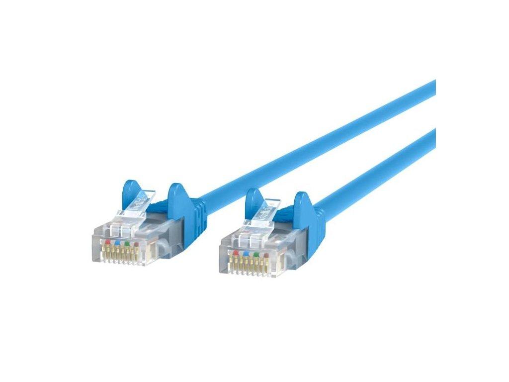 belkin kabel cat5e rj45 datovy modry 1m 82625494