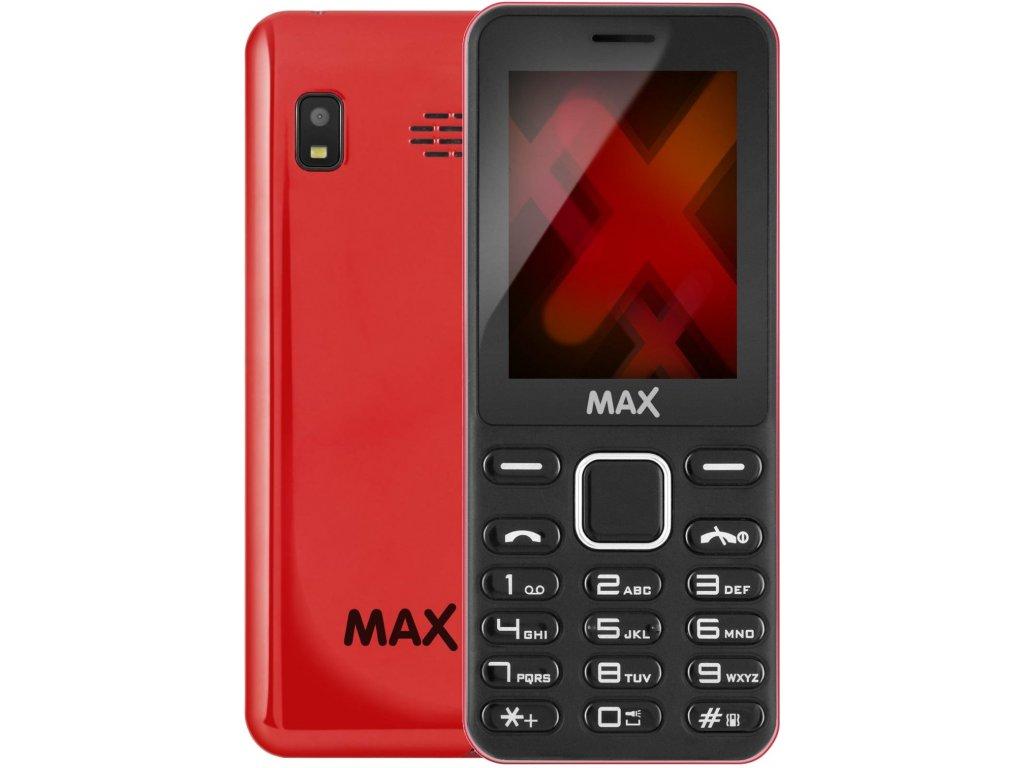 387 max mcp2401 dual sim red cz