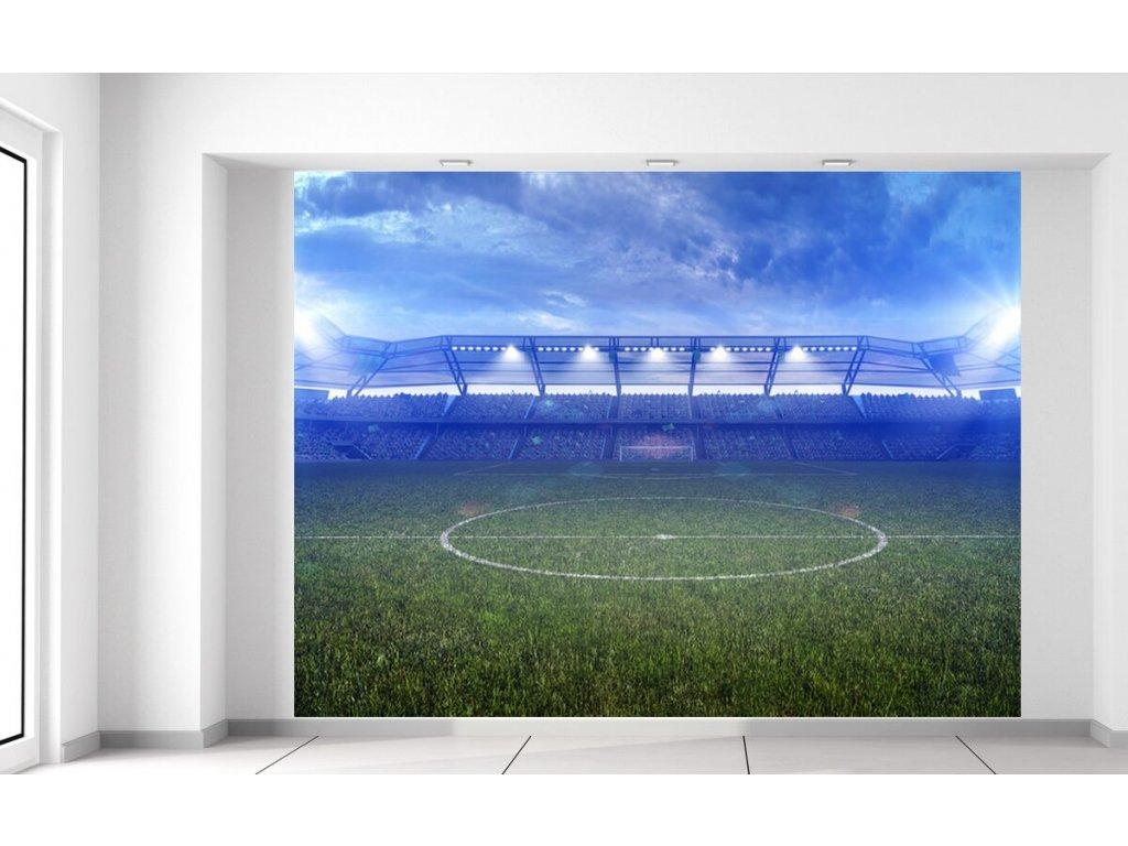 Fototapeta Fotbalový stadion  + Dárek