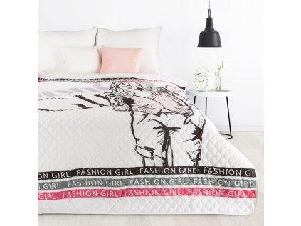 Přehoz na postel D91 DORA