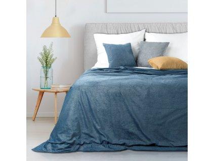 Přehoz na postel IBBIE 220 x 240 cm