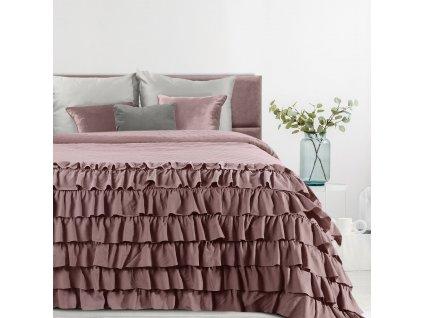Přehoz na postel LIBI1 170 x 210 cm