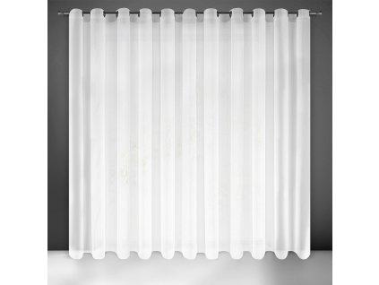 Hotová záclona DIVA LINE AMARO 350 x 250 - Na pásce