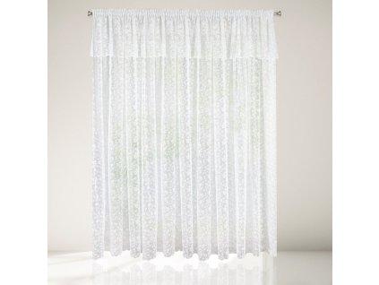 Hotová záclona VANESSA 350 x 250 - Na pásce