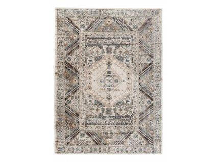Kusový koberec L429B WHITE DUBAI CHU  + Dárek