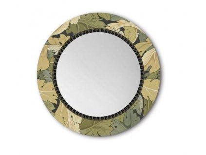Zrcadlo Flower Garden (Zvolte si rozměry (š x v) 90 x 90 cm)