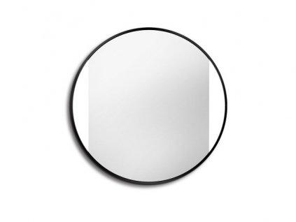LED Zrcadlo Sides (Zvolte si barvu osvětlení Zimní (5600-6500K), Zvolte si barvu rámu Měděná, Zvolte si rozměry (š x v) 120 x 120 cm)