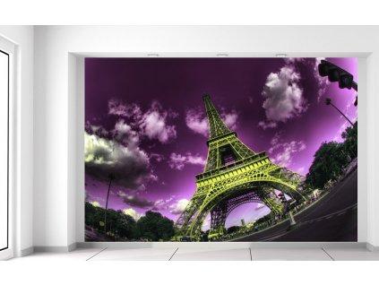 Fototapeta Eiffelova věž v Paříži  Extra gramáž a tloušťka (180-212g/m2 a 100um)