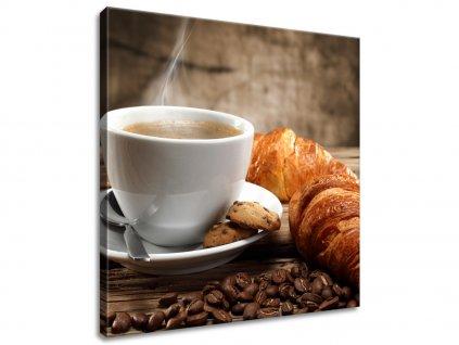 Obraz na plátně Pauza na kávu  Tištěný v HD