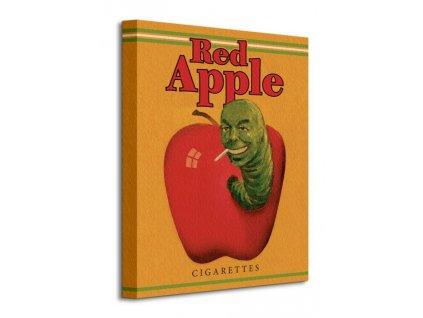 Obraz na plátně Pulp Fiction (Red Apple Cigarettes)  Tištěný v HD