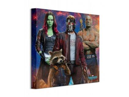 20518 vaszonkep guardians of the galaxy vol 2 galaxy team 40x40cm