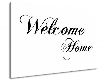 Vászonkép Welcome  + Ajándék