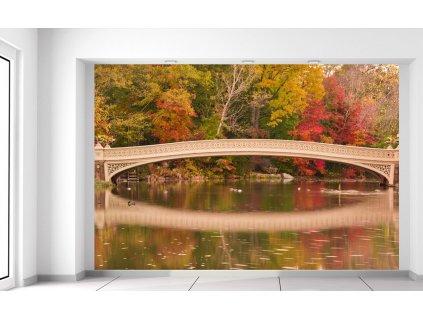 Fotótapéta Central Park 200x135cm  + Ajándék