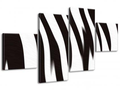 Vászonkép Fekete-fehér falikép 160x90cm  + Ajándék
