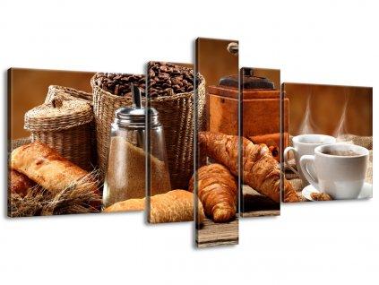 Vászonkép Kávé 160x80cm  + Ajándék