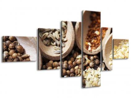Vászonkép Fűszer az ízletes ételekbe 180x100cm  + Ajándék