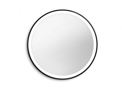LED Tükör Sunny (Válassza ki a keret színét Rezes, Válassza ki a méretet (sz x m) 83 x 83 cm, Válassza ki a világítás színét Természetes True-Light)