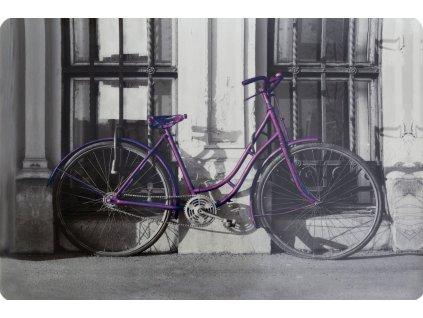 Terítő BICYCLE 30 x 43 cm  + Ajándék