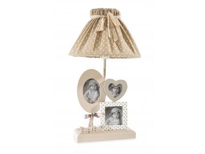 Lámpa BABY01 27 x 27 x 40 cm  + Ajándék