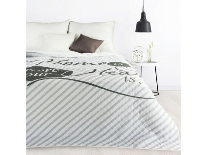 Ágytakaró D91 ALVA  + Ajándék