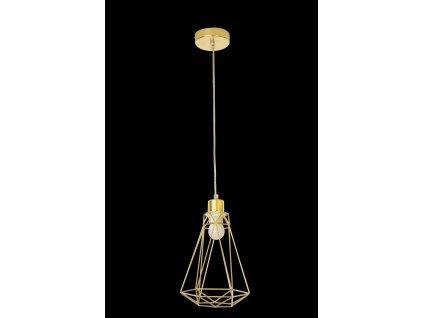 Lámpa WIRE01 19 x 19 x 31 cm  + Ajándék