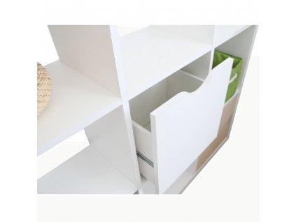 Tároló doboz, fehér, TOFI NEW  + Ajándék
