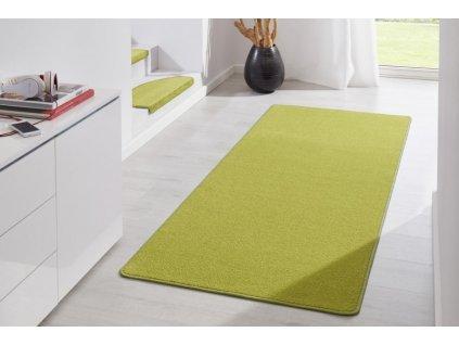 Világos zöld szőnyeg Fancy 103009 Grün