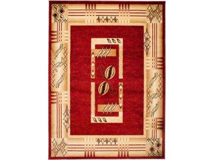Darab szőnyeg 0437A RED DORIAN