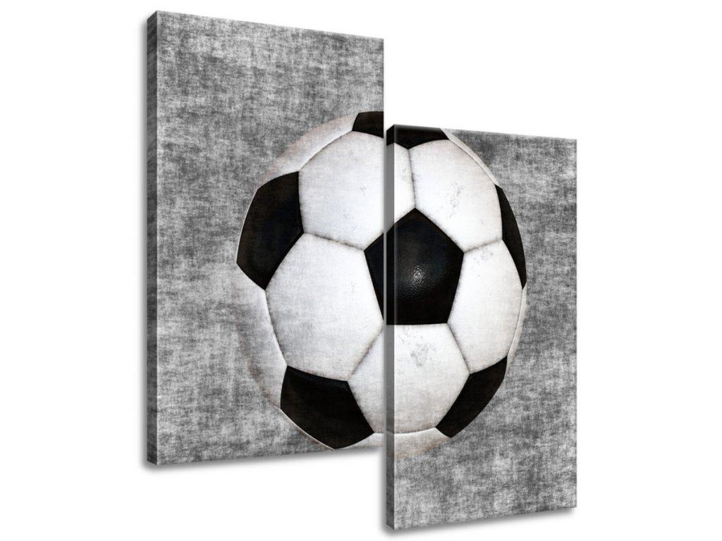 Obraz na plátne Futbalová lopta  Tlačený v HD