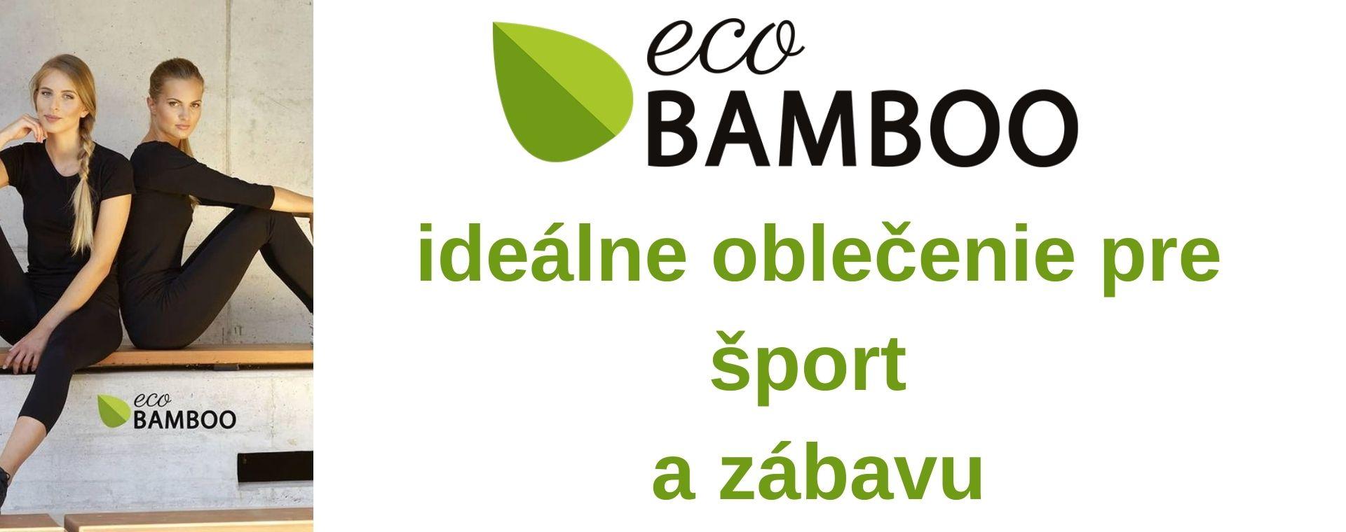 Bambusové oblečko