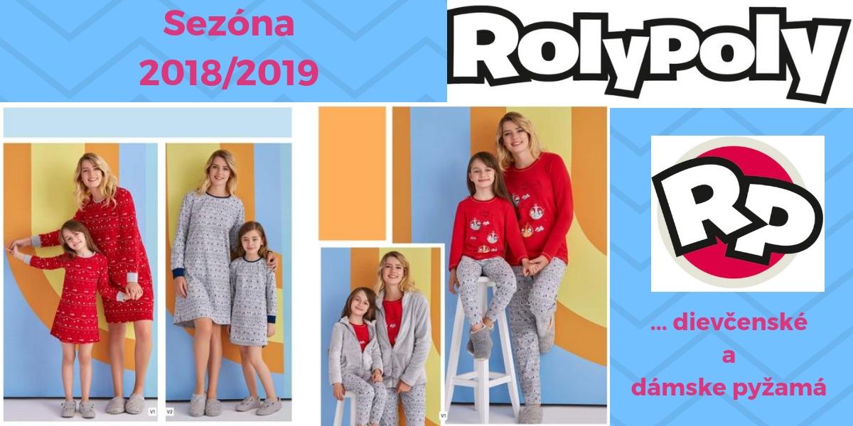 Nová kolekcia pyžam leto 2018